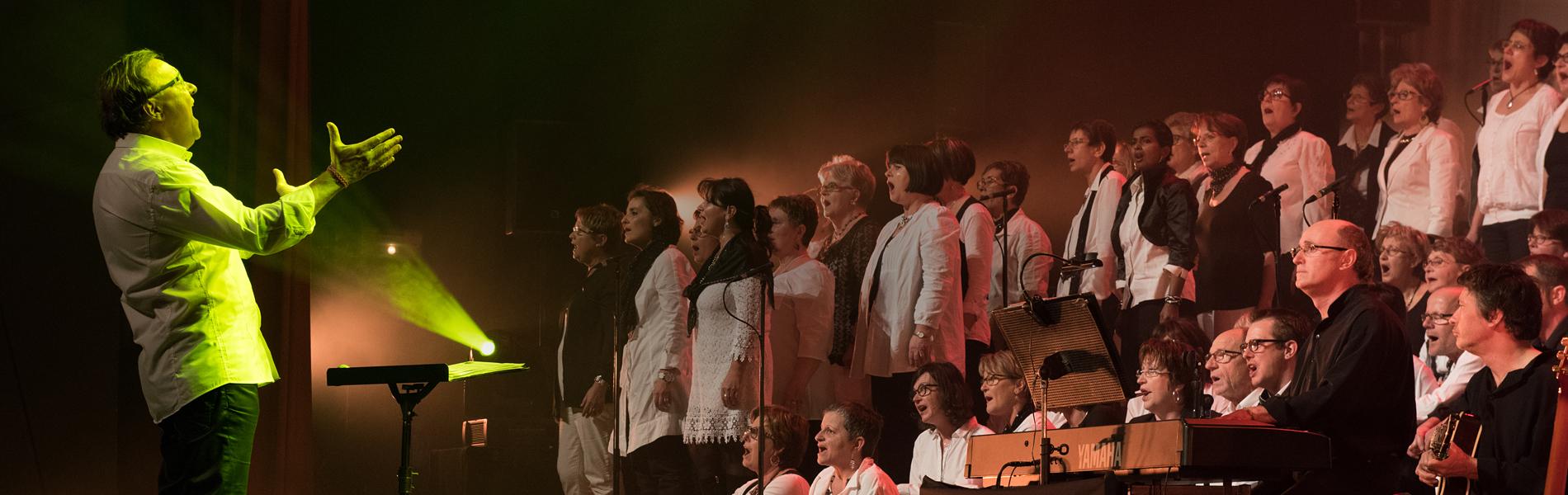 La chorale Locustelle